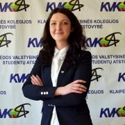 Neringa Skrikytė 2017-2018 m.m.